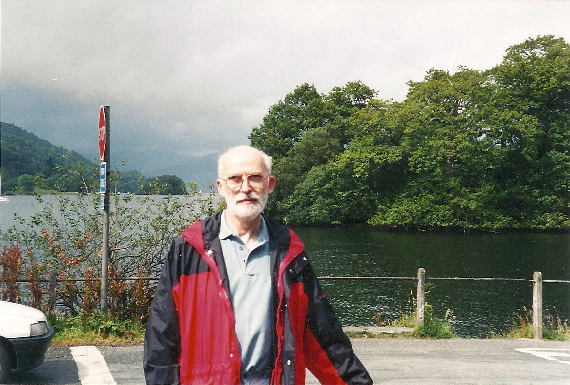 Me by Windermere ferry